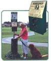 pet waste removal station