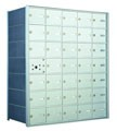 Commercial Horizontal Mailboxes - Front and Rear Loading