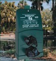 dog pet waste bag dispenser