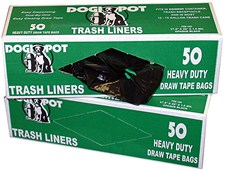 dogipot waste trash liners