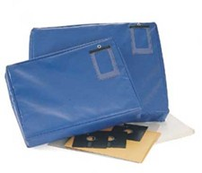 Large Size - Extra Capacity Courier Pouch