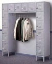 Box Style Metal Bridge Lockers