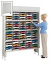 60-inch Wide Security Mail Sorters