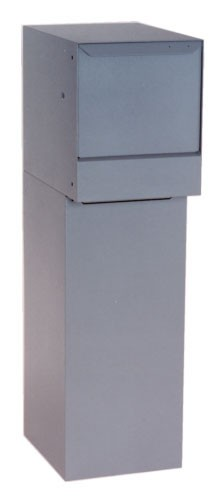 Wall Mounted Package Drop Vault Plus Us Mail Supply