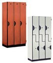 Designer Wood Lockers
