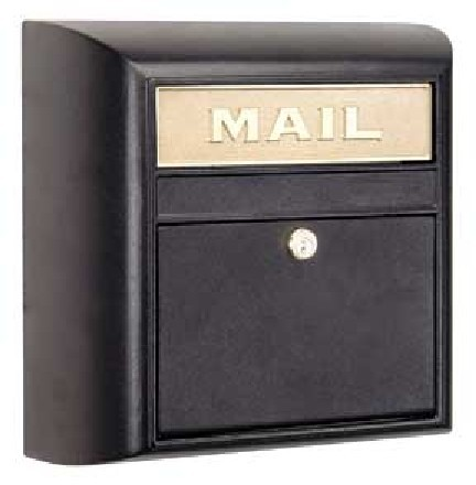 Modern Residential Locking Mailbox Us Mail Supply