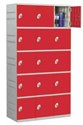 Plastic Laminate Storage Lockers