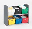 mail tote sorter