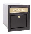 Decorative Column Residential Locking Mailboxes