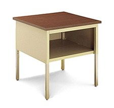 "36"" Wide Table with Shelf"