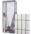 Heavy Duty Galvanized Wire Storage Lockers