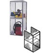 folding guard wire partitions