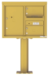 4C Pedestal Mounted Mailboxes for Sale
