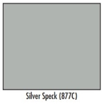 Silver Speck 4C Commercial Mailbox Finish Color