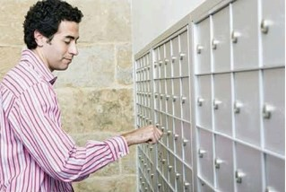 Indoor Horizontal Apartment Mailbox for Sale Online