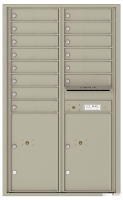 Commercial 4C Horizontal Mailboxes for Sale