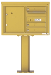 Commercial 4C Pedestal Mailboxes for Sale