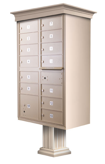 commercial locking mailbox usps approved - Locking Mailboxes