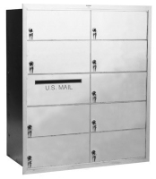 Commercial USPS Approved Mailboxes for Sale