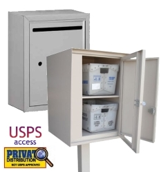 Commercial Postal Drop Boxes