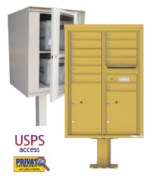 Commercial Outdoor Mailboxes