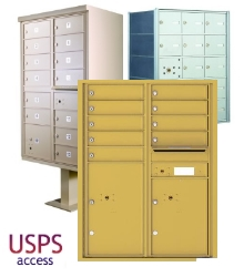 Commercial Mailboxes for USPS Delivery