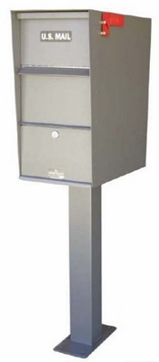 letter locker mailboxes - Locking Mailboxes