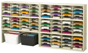 Employee Mailboxes & Sorters