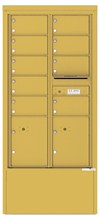 15-High Horizontal Depot Mailboxes
