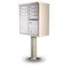 Outdoor Pedestal Cluster Mailboxes for Sale