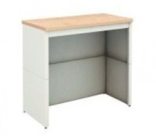 36-Inch Extra Deep Open Storage Table with Lower Shelf