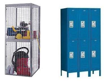 Metal Storage Lockers