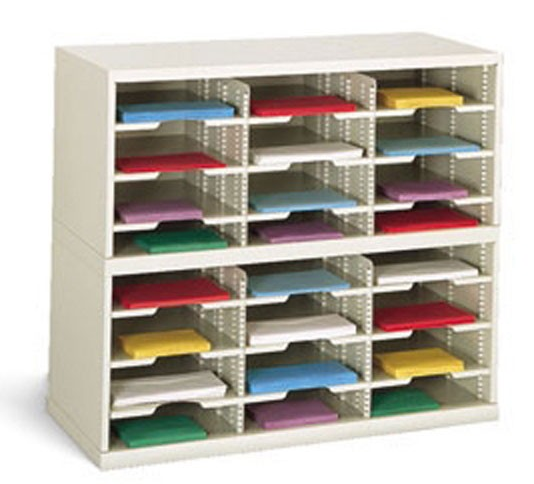 Small Mail Sorter for Schools