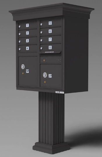 USPS Approved Mailboxes for New Construction | Apartment Mailboxes ...