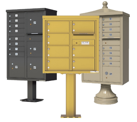 Commercial Mailboxes for Sale