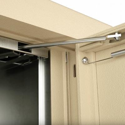 16 Tenant Door Cluster Box Unit With Pedestal