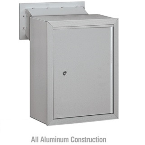 Collection Box Receptacle For Mail Drop Slot Us Mail
