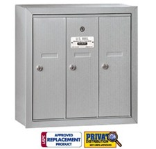 Vertical Mailboxes 4b Compliant Mailboxes Usps Approved Replacement Mailboxes Vertical Recessed Mailboxes Recessed Apartment Mailboxes Us Mail Supply Americas Mailbox Headquarters