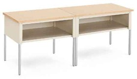 96-inch Wide Mailroom Tables