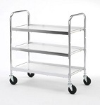 3 Shelf Utility Cart #B105