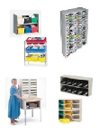 Mail Organizers Racks and Storage