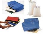 Mail Bags, Bag Racks and Pouches
