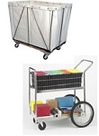 Mobile Mail Carts, Mail Hampers, Movers & Trucks