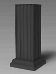 28-inch Pillar Pedestal Cover