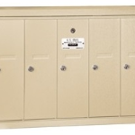 USPS Approved Commercial Mailbox Sandstone