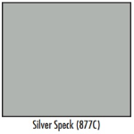 Silver Speck 4 Tenant Front Loading Mailbox