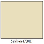 Sandstone Single Stack 7 Tenant 4C Private Mailbox w/ Parcel Door