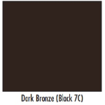 Dark Bronze Two Tenant 4C Private Use Mailbox