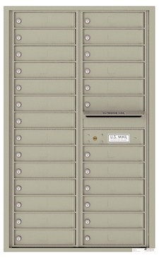 Versatile ™ 4C Mailbox – 14-Doors High – 26 Mailboxes (Private Use)