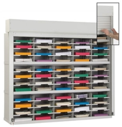 Office Mail Sorters Metal Mailboxes for Employees Cubby Mail